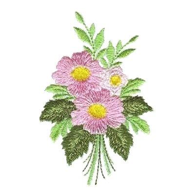 Pink Blooms -4