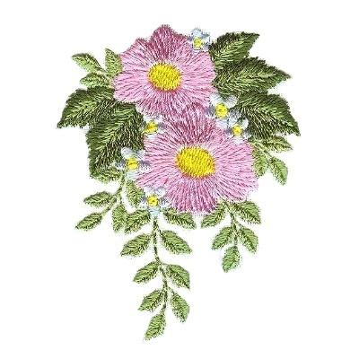 Pink Blooms -11