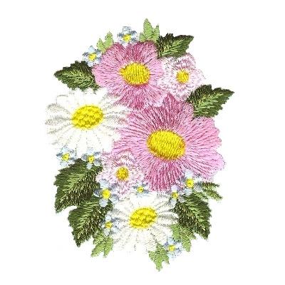 Pink Blooms -12