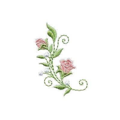Delicate Roses 2 -4