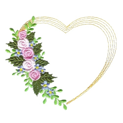 GORGEOUS BLOOMING HEARTS!-7