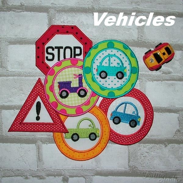 Vehicles -3