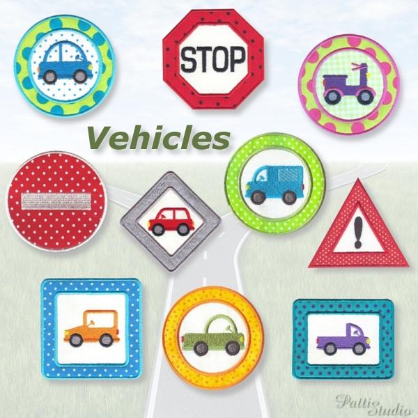 Vehicles -5