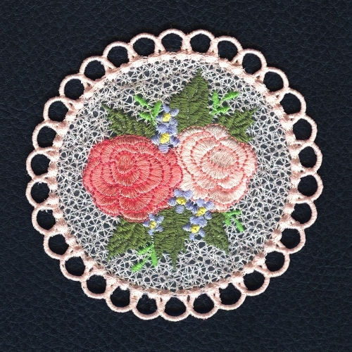 Lace Medallions 1 -14