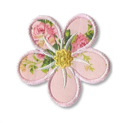 Applique Flowers 1 -13