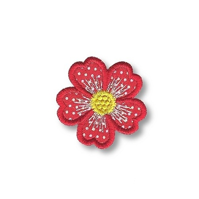 Applique Flowers 1 -14