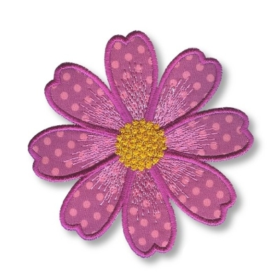 Applique Flowers 1 -16