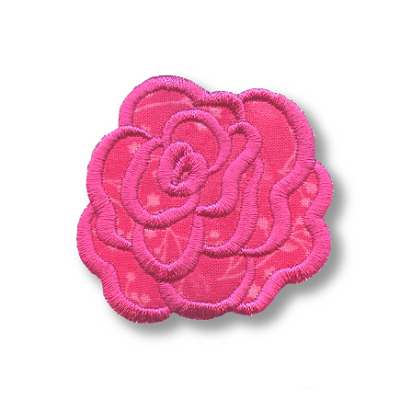 Applique Flowers 1 -20