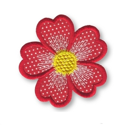 Applique Flowers 2-11