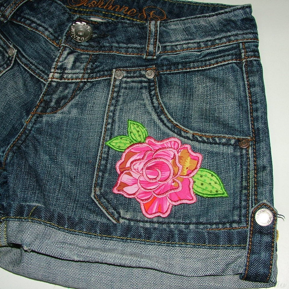 Applique Flowers 2-14