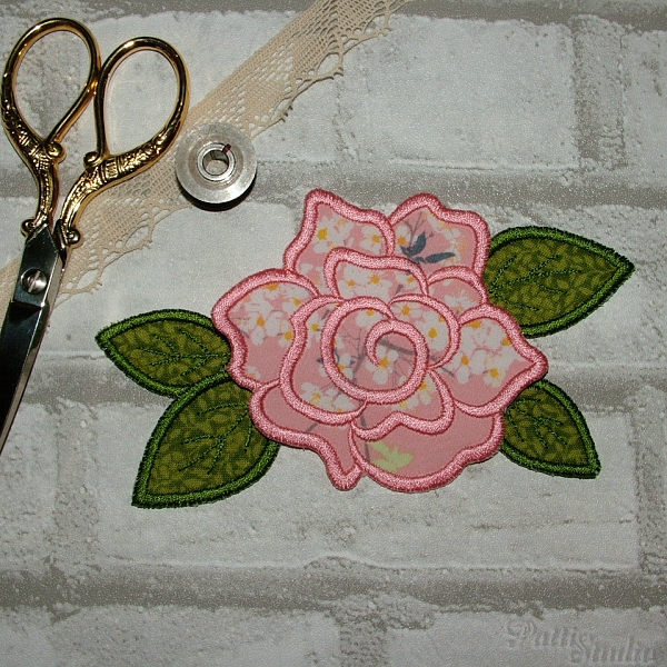 Applique Flowers 2-26