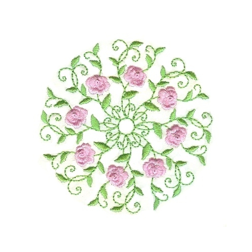 Floral Mandalas-4