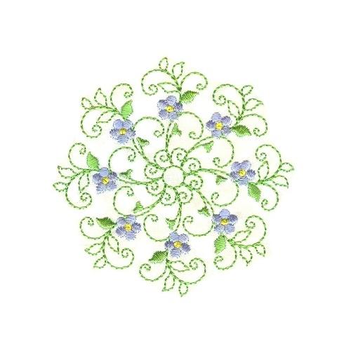 Floral Mandalas-5