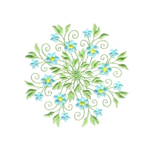 Floral Mandalas-7