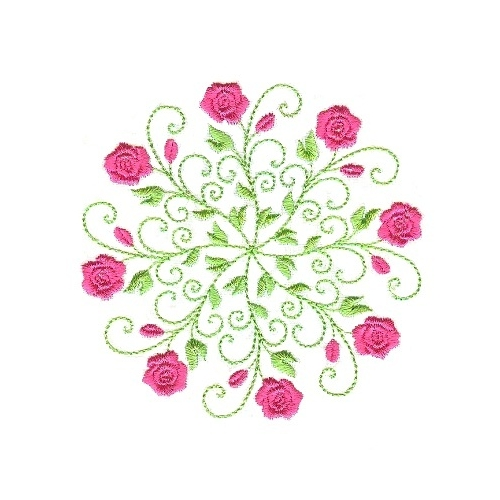 Floral Mandalas-8