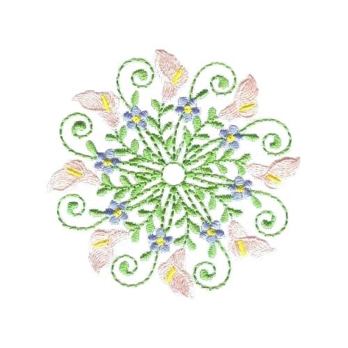Floral Mandalas-12