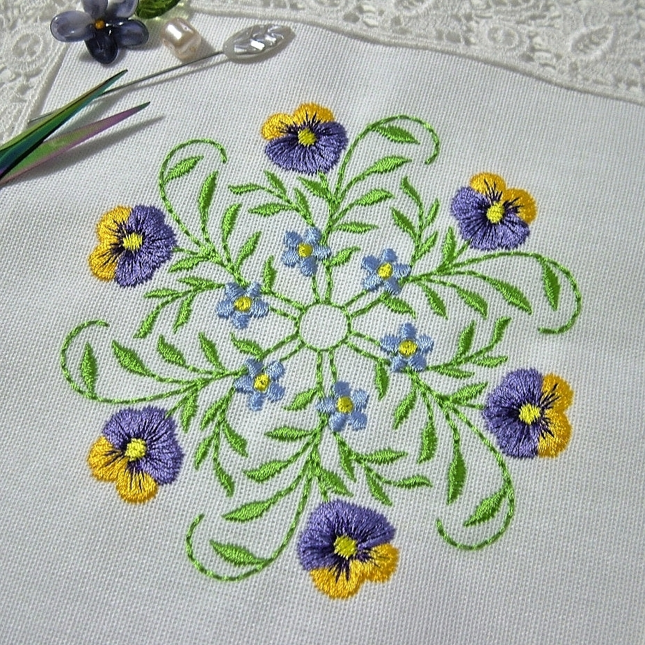 Floral Mandalas-17