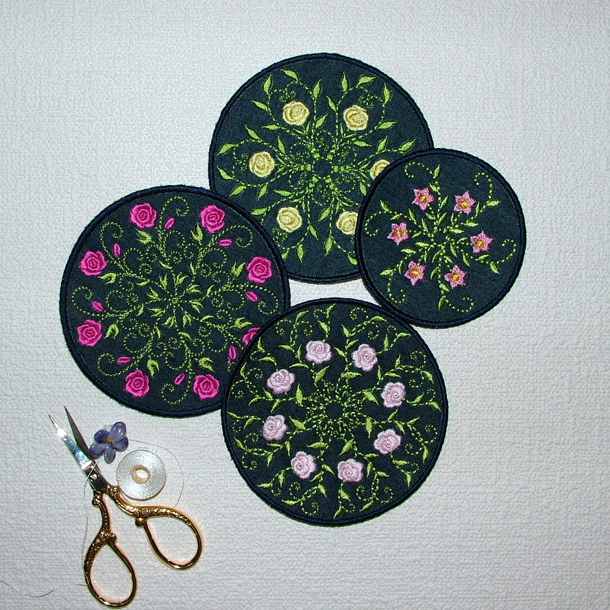 Floral Mandalas-19