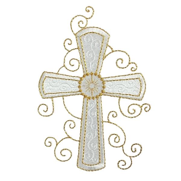 5x7 Crosses 2-16