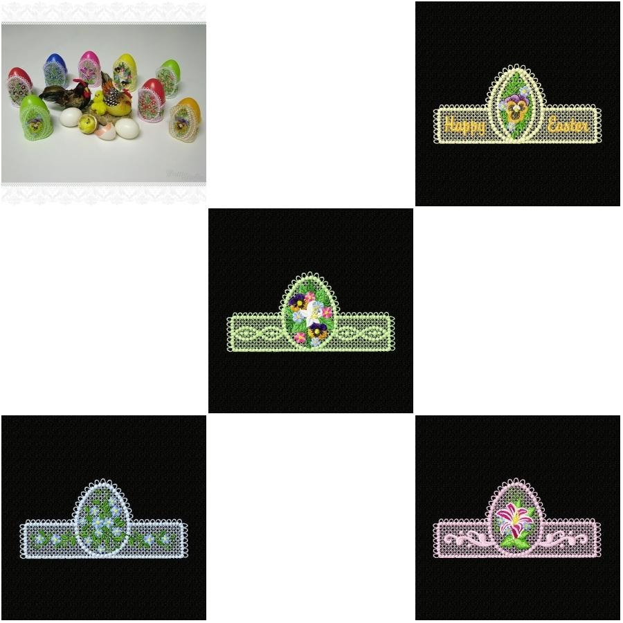 Easter Egg Holders 3