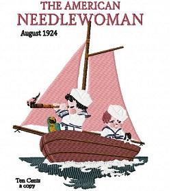 The American Needlewoman