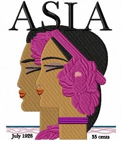 Asia 1928