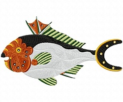 Renards Fanciful Fish6