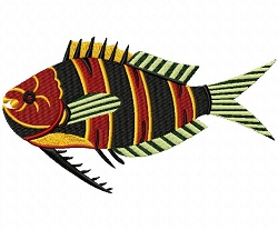 Renards Fanciful Fish8