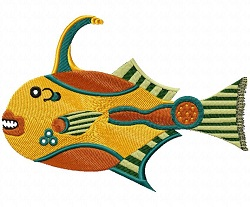 Renards Fanciful Fish11