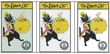 The Black Cat July 1896
