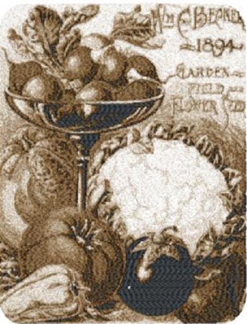 Beckerts Seeds c1894