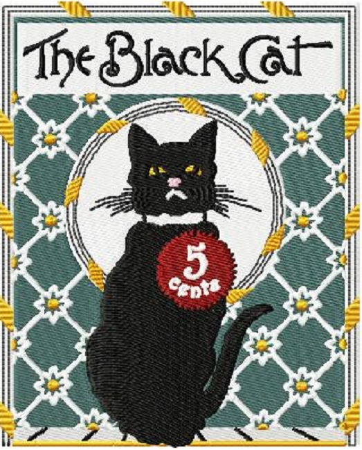 The Black Cat C May 1896