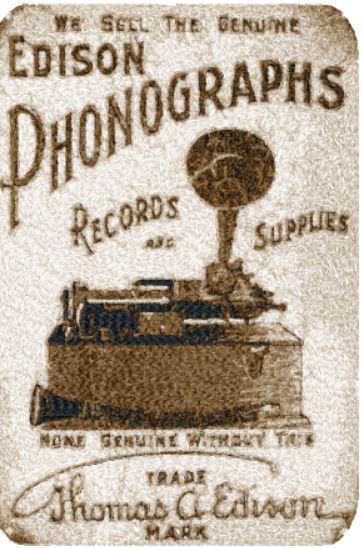 Edison Phonograph