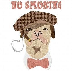 Vintage No Smoking