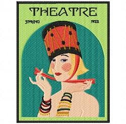 Vintage Magazine Cover 11