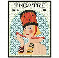 Vintage Magazine Cover 12