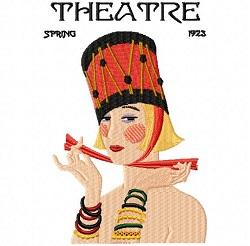 Vintage Magazine Cover 13