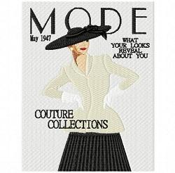 Vintage Magazine Cover 17