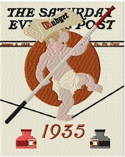 Vintage Magazine Cover 23