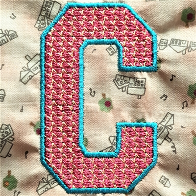 Versatile Alphabet Bunting-7