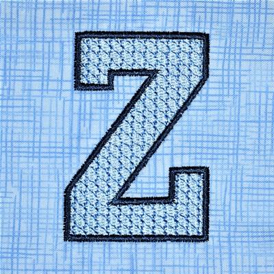 Versatile Alphabet Bunting-41
