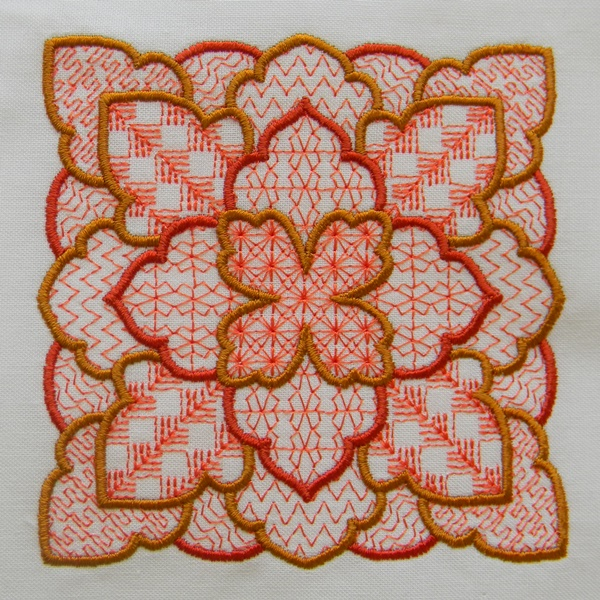 Beautiful Motif Fill Blocks - Small-14