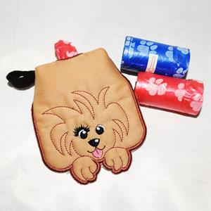 Doggie Poop Bag Holder
