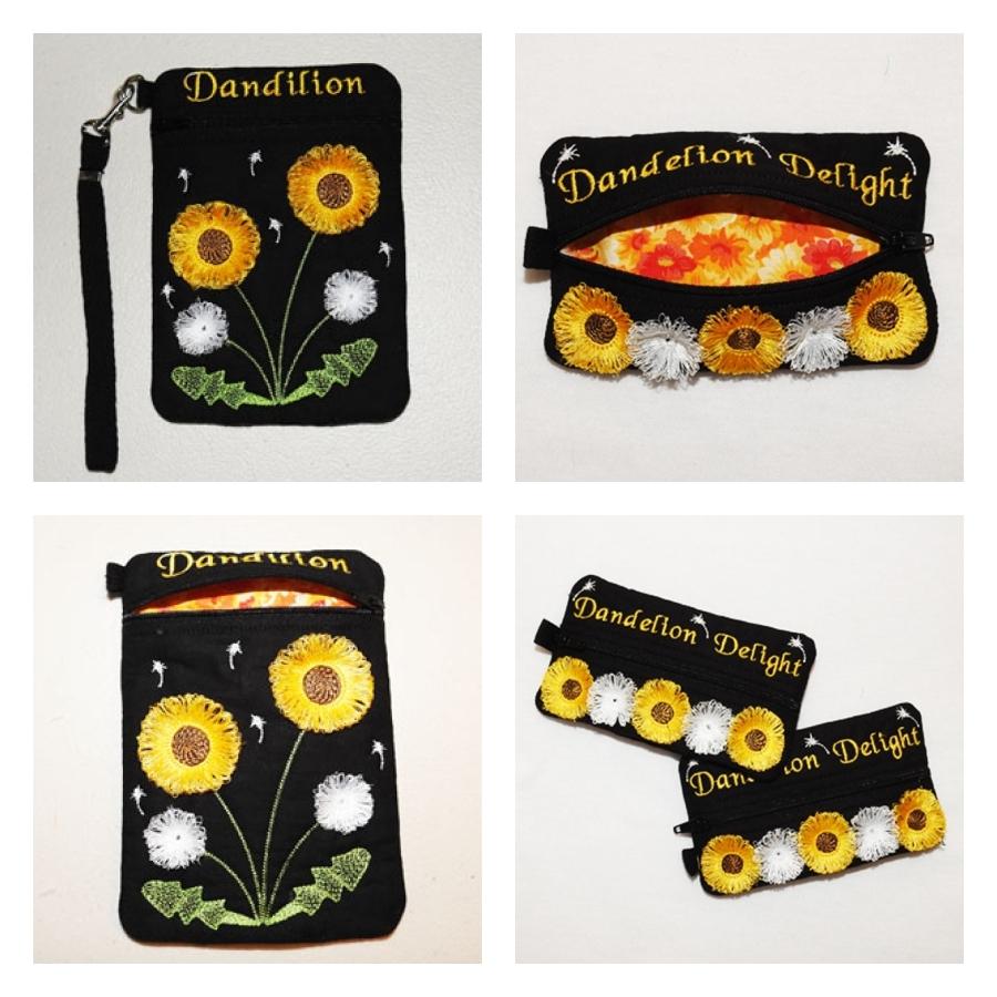 Dandelion Baggie