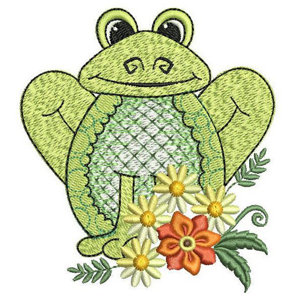 SDS0362 Froggy