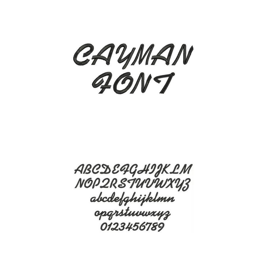 Cayman Font