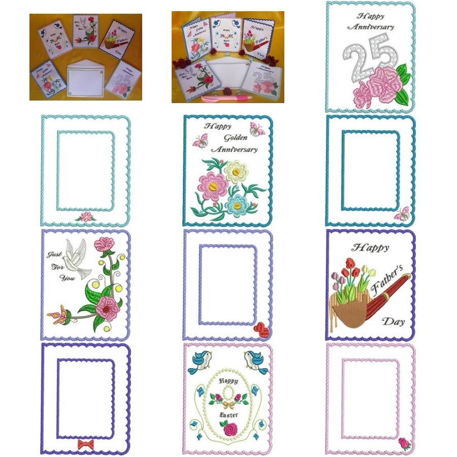 Mixed Greeting Cards 03