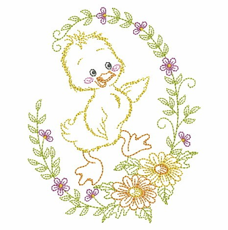Cute Spring Animals-4
