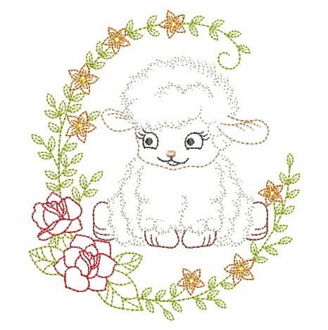Cute Spring Animals-5