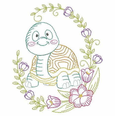 Cute Spring Animals-11